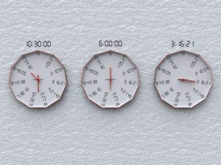 人口时钟准吗_独特 四德钟 四面三个时间 忘了时间的钟
