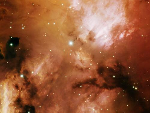 1400光年外木星鬼影(图)