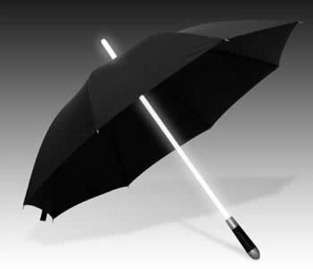 世界十大最酷的创意雨伞设计