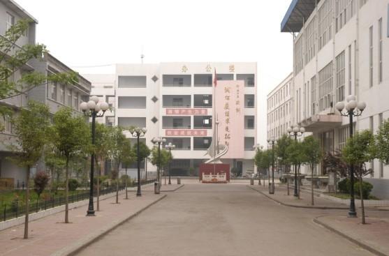 郸城县第二高级中学图片