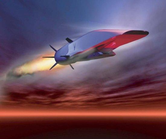 美测试高超音速飞行器 伦敦到纽约只需一小时
