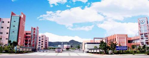 四川省遂宁市安居育才中学校图片