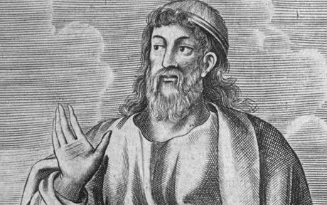这里面没有一种是柏拉图本人发现的:四面体,正方体,正十二面体是毕氏