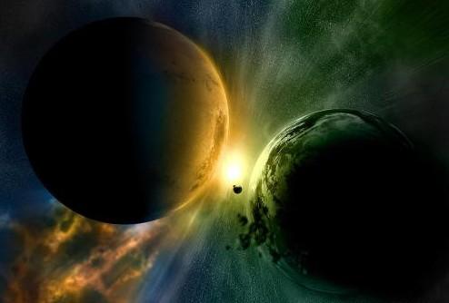 暗物质是什么