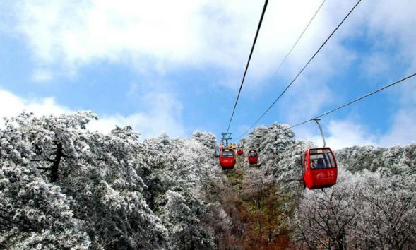 广东冬天的风景图片