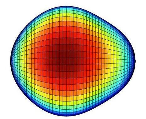 氡原子结构示意图