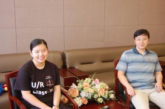 2014年北京高考状元出炉图片