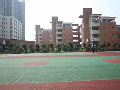重庆市南开中学图片