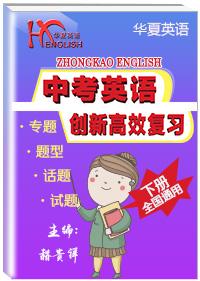 中考英语创新高效复习——专题•题型•话题•试题(下册•全国通用)