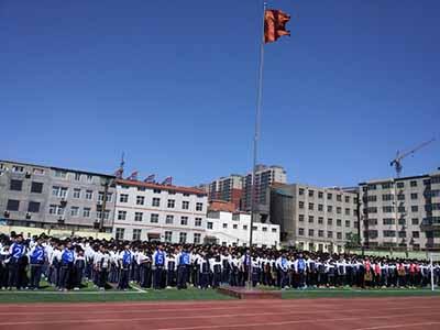 河北省藁城市尚西中学图片