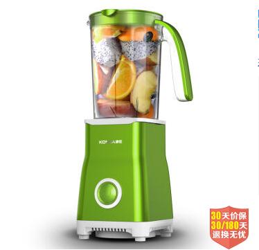 康佳(KONKA)KJ-JD301料理机 多功能家用果汁机 豆浆机 搅拌机(可榨汁、制作婴儿辅食、奶昔)