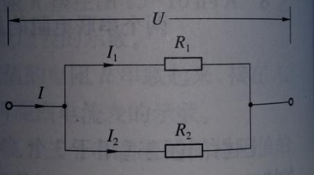 由欧姆定律可得,电阻r1两端的电压为为u1=