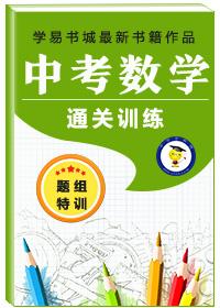 初中数学中考通关训练(题组特训)